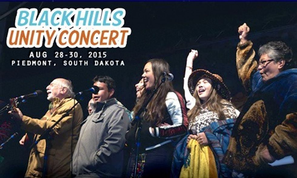 The Black Hills Unity Concert: Standing Up for Our Sacred Sites
