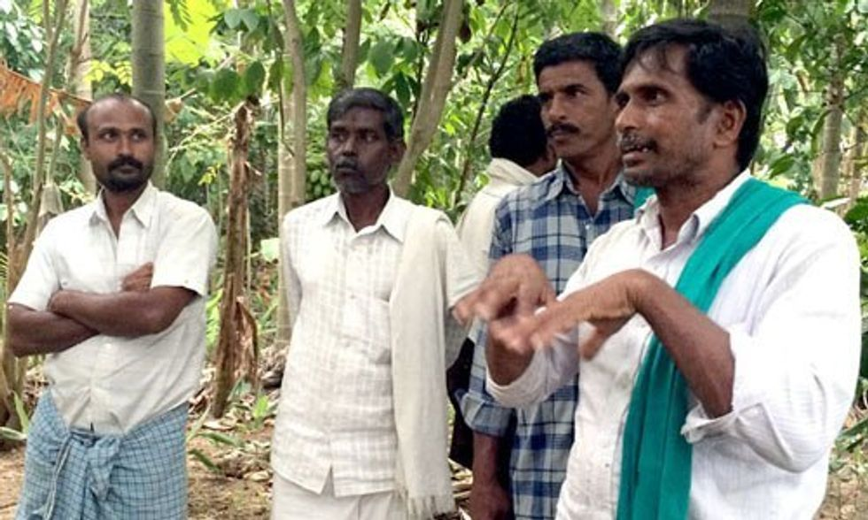 The Antidote to Farmer Suicide in Southern India