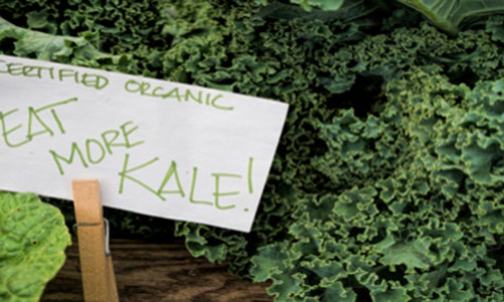 Kale is King: 5 Reasons You Should Eat It