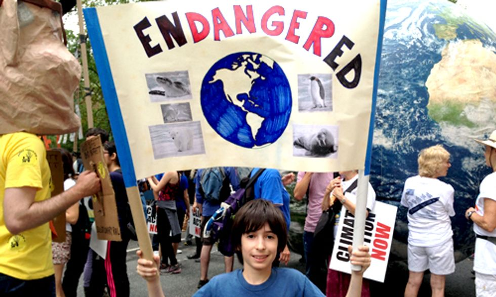 4 Things We Need to Do to Win the Climate Fight