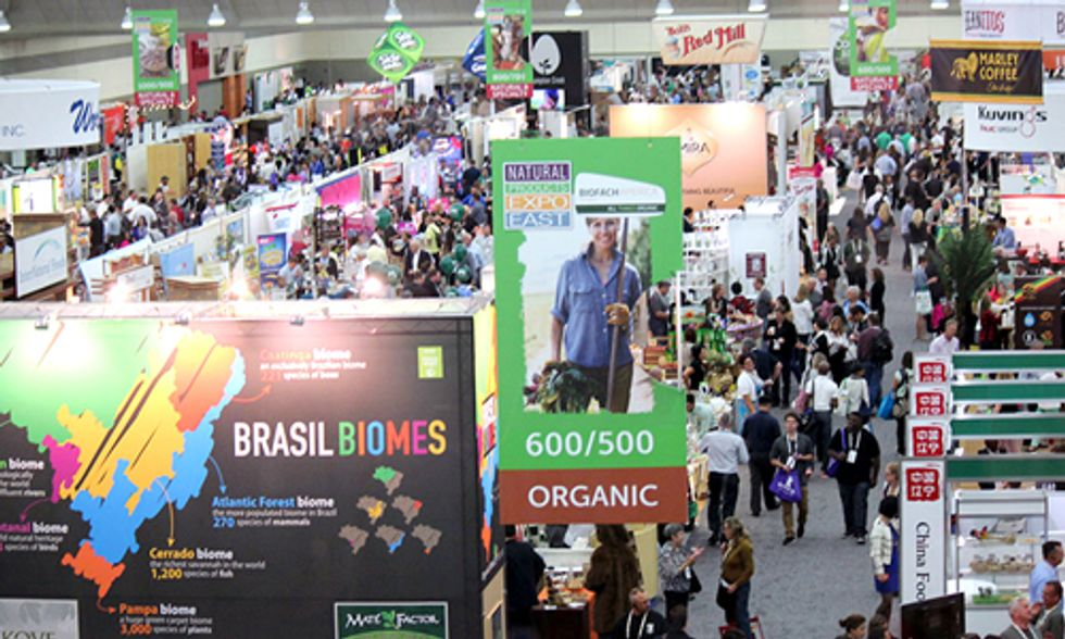 1,000+ Sustainable Brands Featured at this Year's Expo East