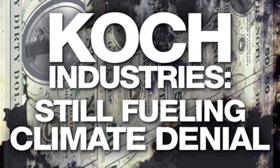 Jailing Climate Deniers