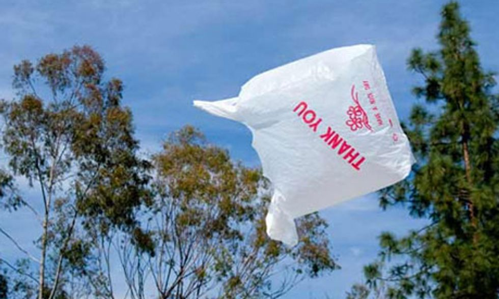 It's Official: Plastic Bags Banned in California