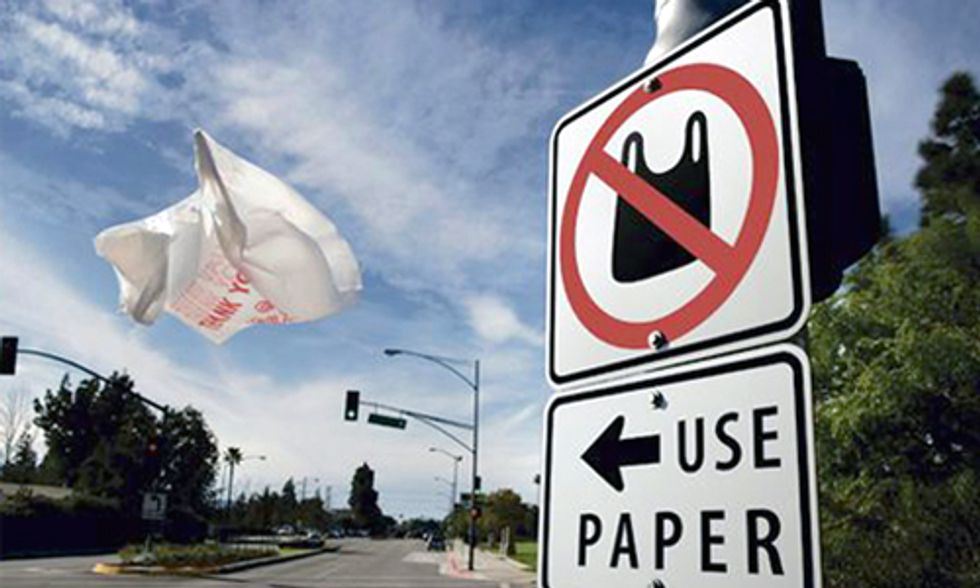 49 Million Americans Benefit From Plastic Bag Bans or Fees