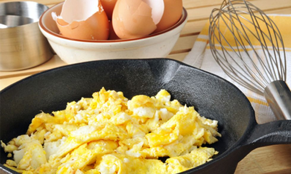 5 Reasons to Love Eating Eggs