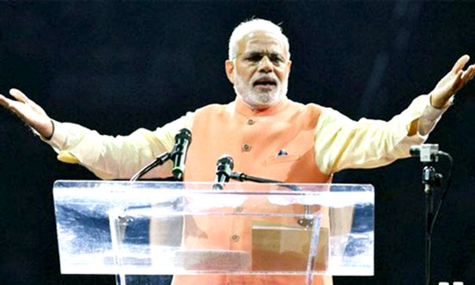What American Environmentalists Can Learn From Prime Minister Modi