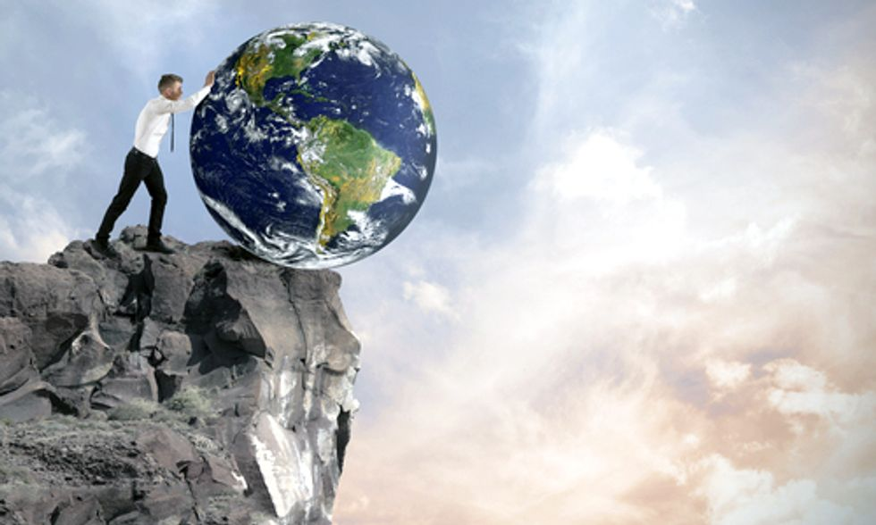 People's Consumptive Demands Undermine Planet's Life-Support Systems