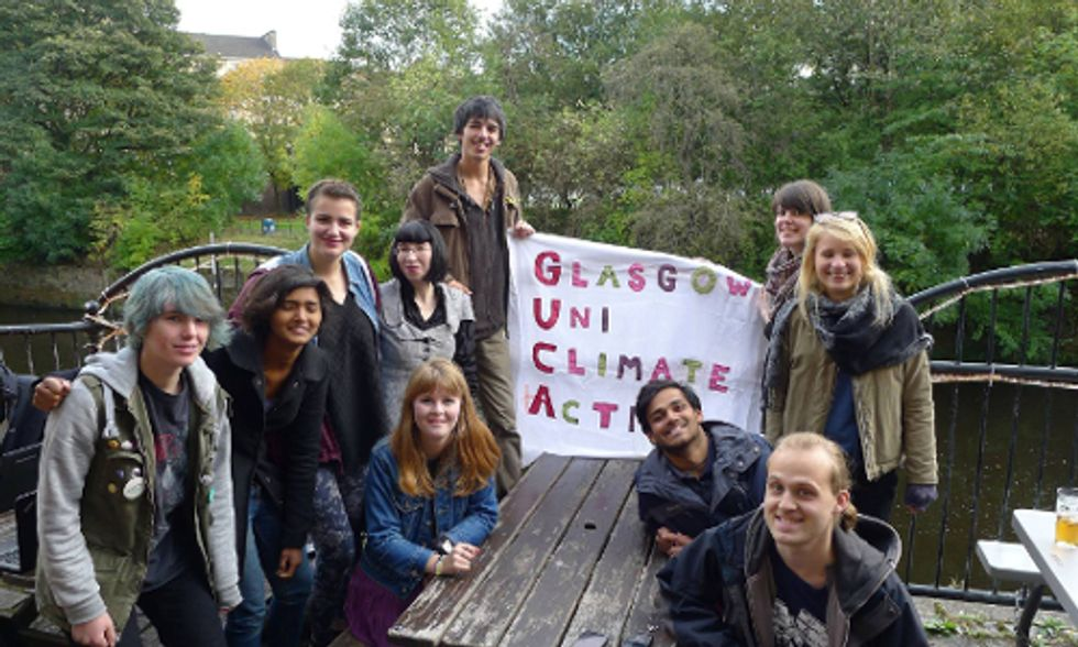Glasgow Becomes First European University to Divest From Fossil Fuels