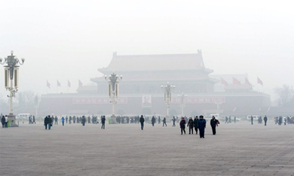 Creating Sustainable Strategies to Address China's Growing Greenhouse Gas Emissions