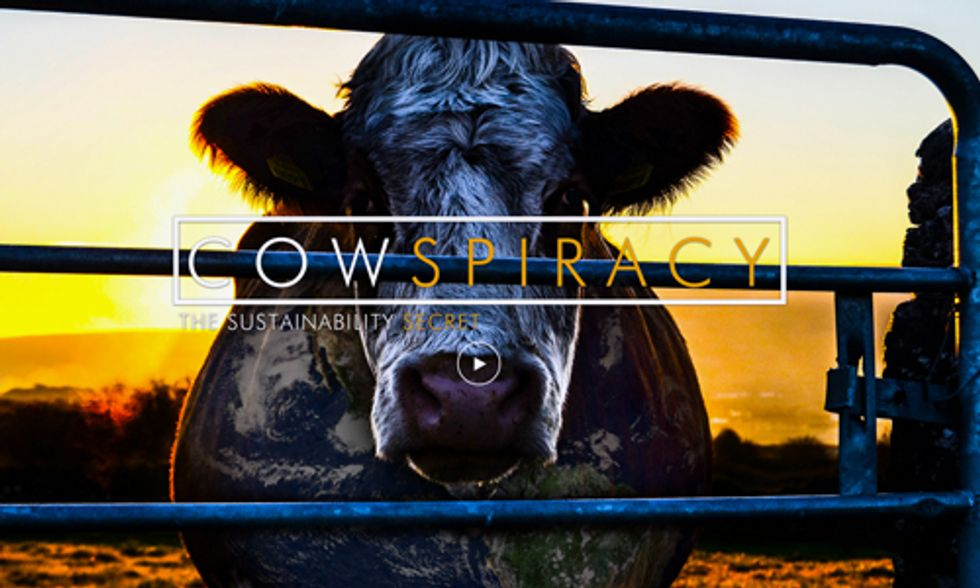 Cowspiracy Exposes the Truth About Animal Agriculture