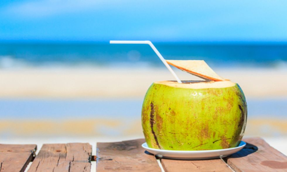 Coconut Water: Is It All It's Cracked Up To Be?