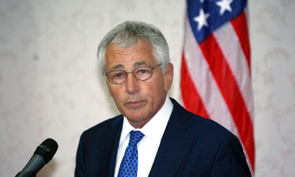 Pentagon Declares War on Climate Change
