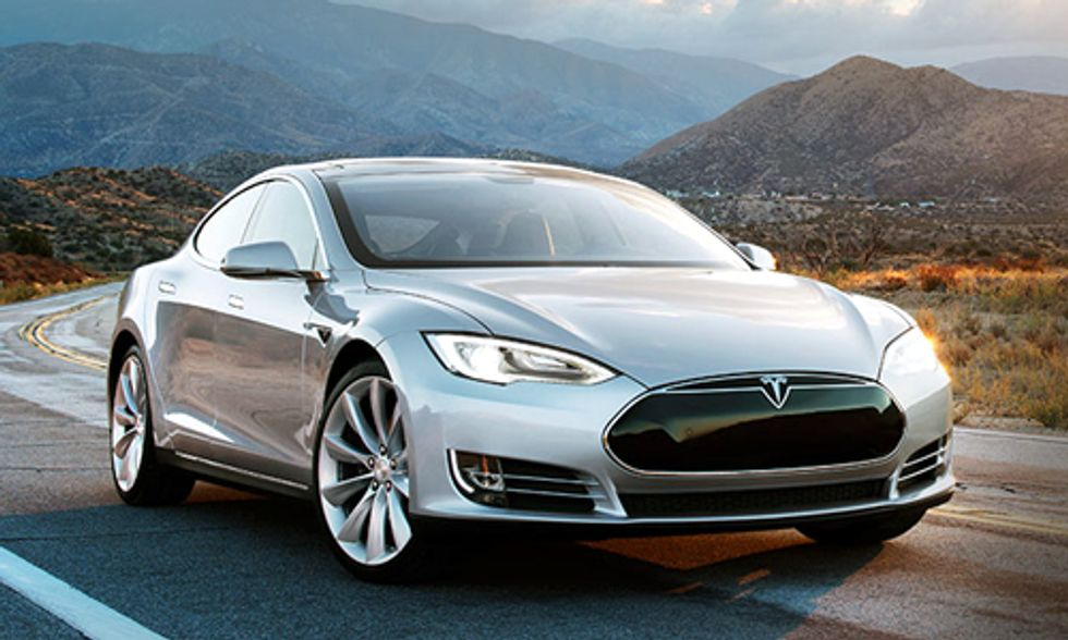 New Tesla Another Milestone for Visionary Elon Musk