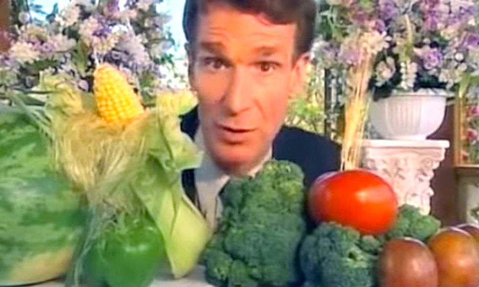 Bill Nye the Science Guy's Take on GMO Foods