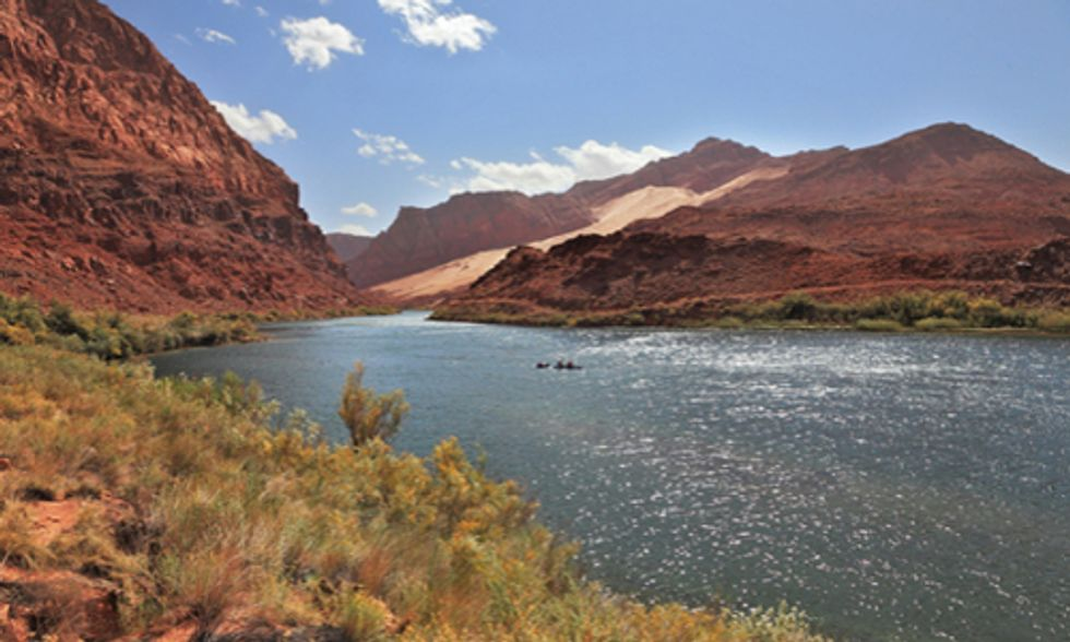 Epic Drought and Dirty Energy Spur Coalition to Protect Colorado River Basin