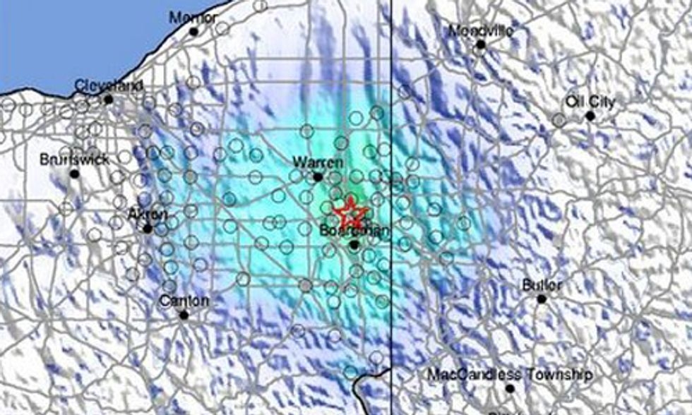 New Evidence Links Earthquakes to Fracking