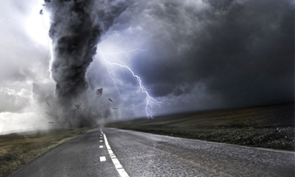 Tornados Attacking in Swarms. Is Climate Change to Blame?