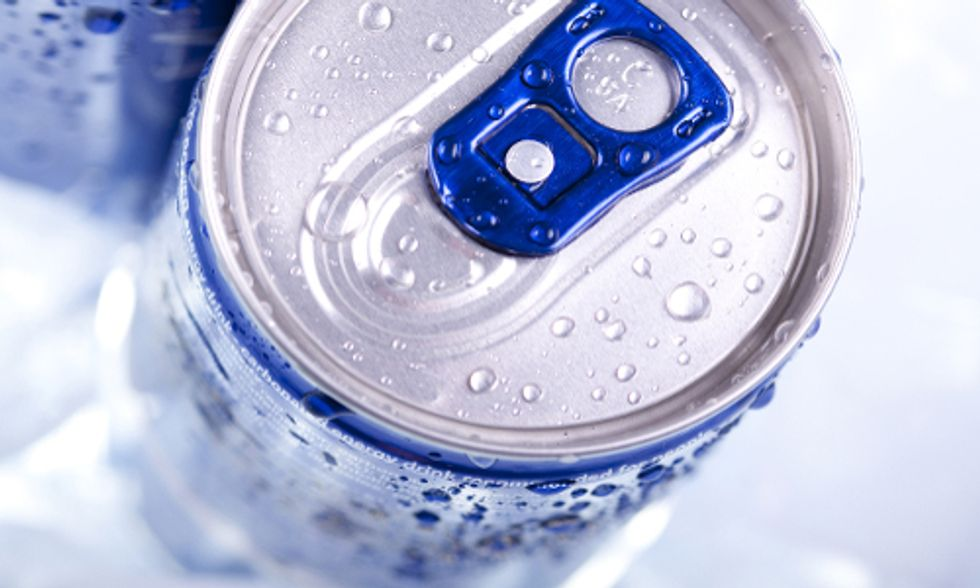 5 Reasons to Stop Drinking Energy Drinks