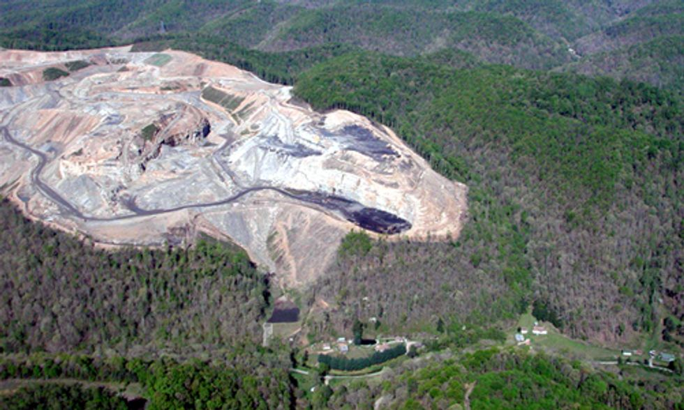 Mountaintop Removal Linked to Cancer