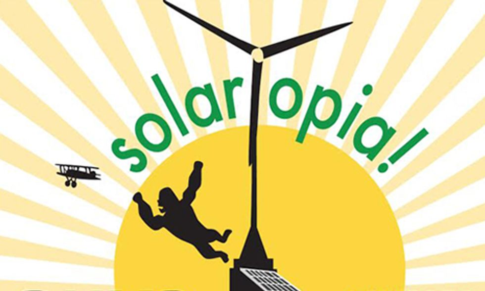 When Solartopia Transcends King CONG
