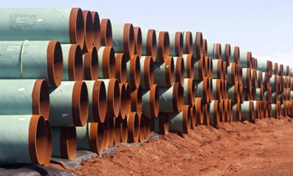 Keystone XL Pipeline Owner TransCanada Named 'World Climate Leader'