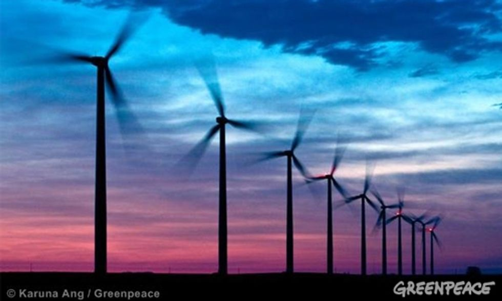 Wind Energy Could Generate Nearly 20 Percent of World's Electricity by 2030