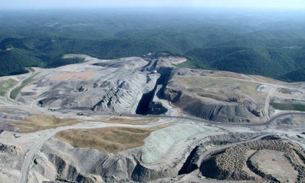 Washington Post Editorial Board Damns Mountaintop Removal Coal Mining