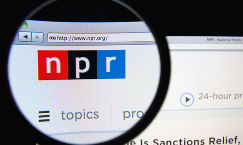 NPR Guts Environmental Team, Leaving Only One Reporter