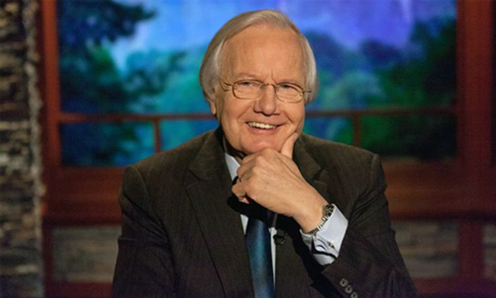 Q&A with Bill Moyers: How the Grassroots Movement Must Rise to Challenge Corporate Control