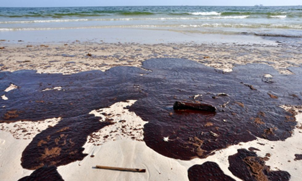 BP Oil Spill Left Rhode Island-Sized 'Bathtub Ring' on Ocean Floor