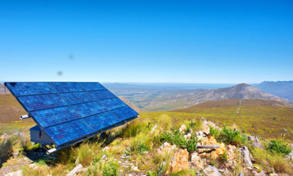 Developing Countries Invest in Renewables Twice the Pace of Industrialized Nations