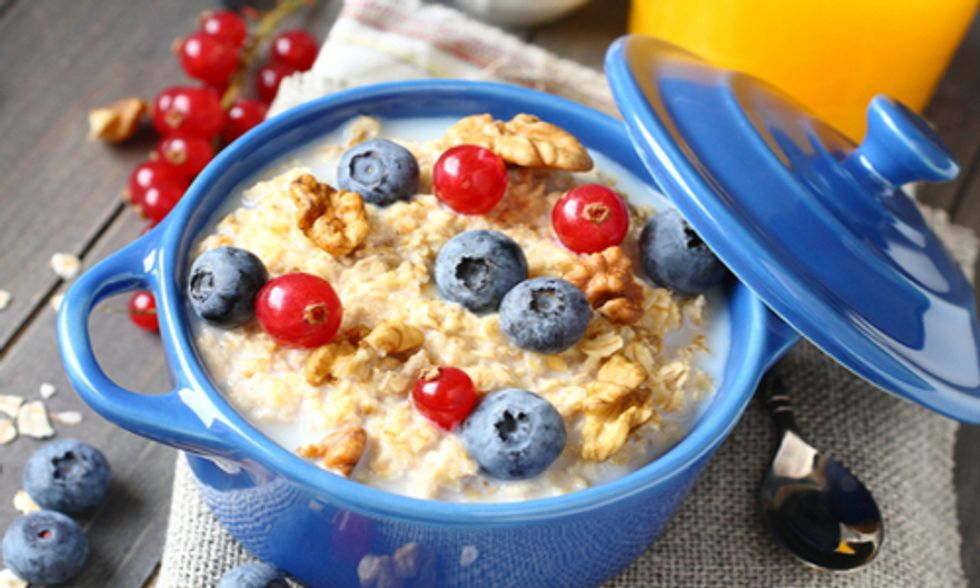 5 Reasons To Eat Your Oatmeal