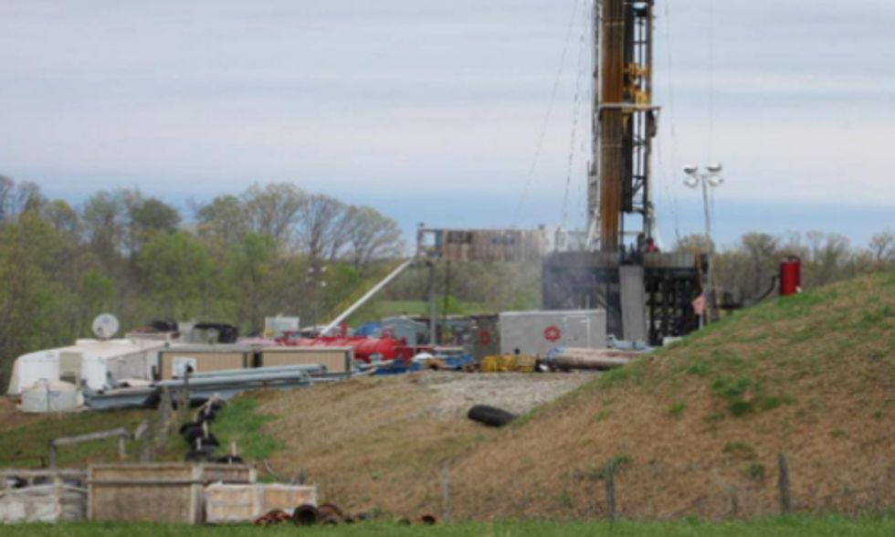 Groundbreaking Study Finds Cancer-Causing Air Pollution Near Fracking Sites
