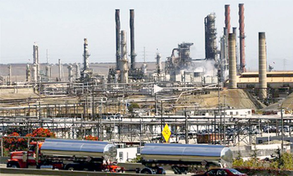 Chevron Spends $3 Million on Local Election to Buy Mayor and City Council