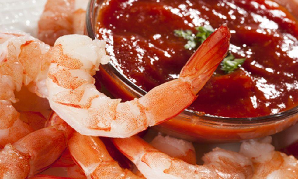 Warming Oceans Impact Future of Shrimp