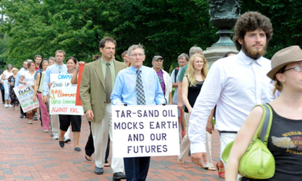Public Opposition Costs Tar Sands Industry a Staggering $17B