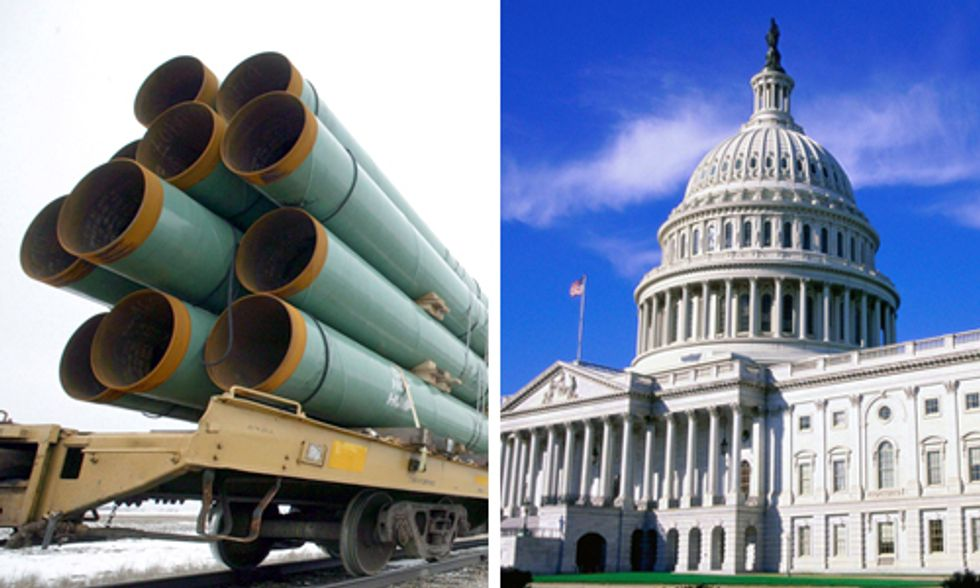 Will GOP Try To Fast-Track Keystone XL Pipeline?