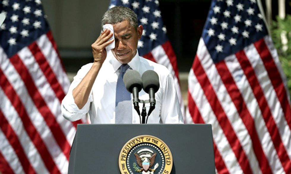 Obama: Climate Change Remains Priority No Matter How Many Deniers in Congress
