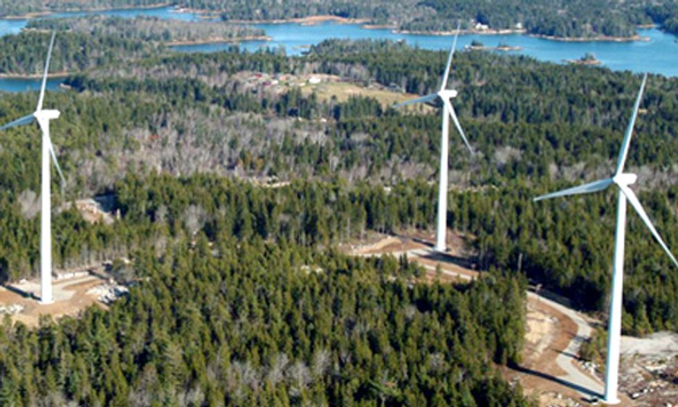 Powering Maine's Fox Islands