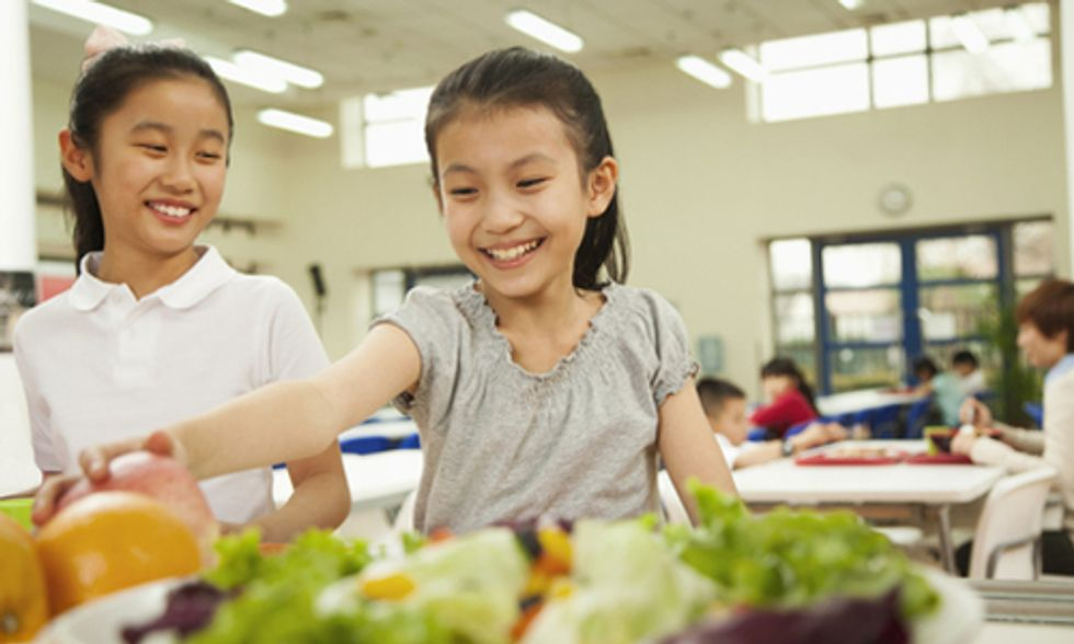 Another School Joins Meatless Monday