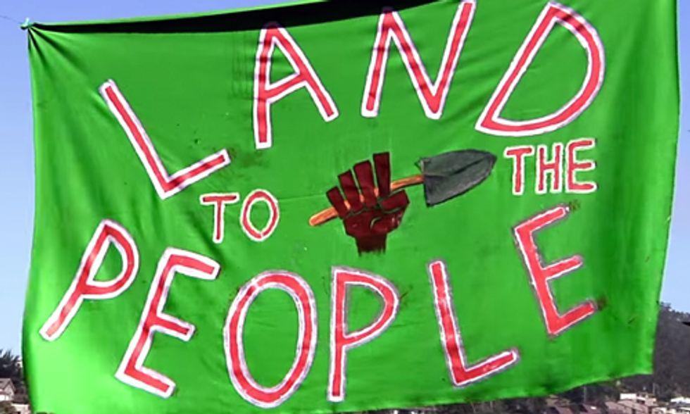 Urban Farmers Unite to 'Occupy the Farm'
