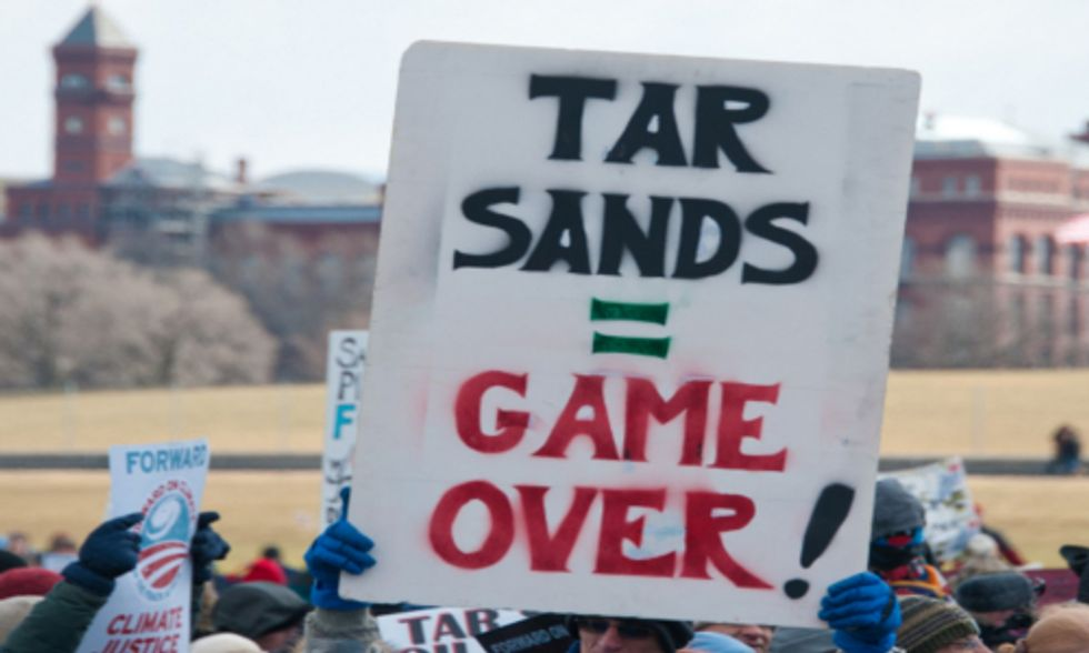 Groups Sue U.S. State Dept. to Stop Alberta Clipper Tar Sands Pipeline
