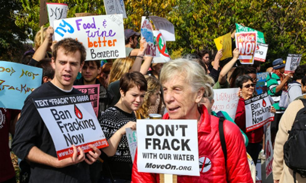 Fracking Support Plummets Among Americans
