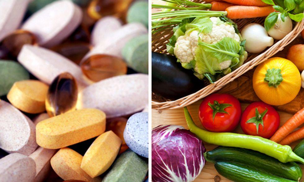3 Ways to Cure Vitamin Deficiencies
