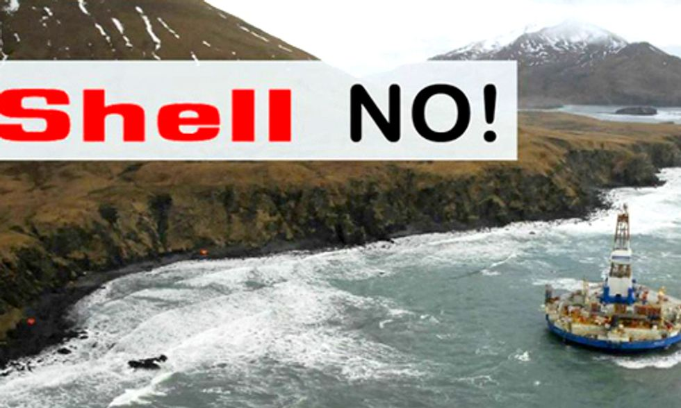 Shell Oil Loses Arctic Drilling Lawsuit