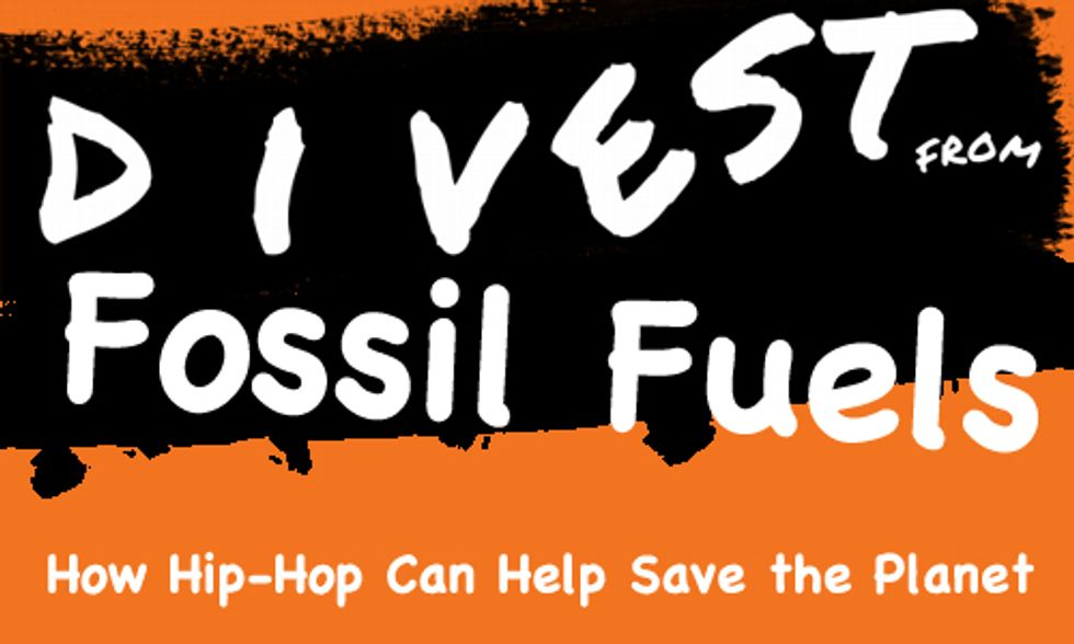 Divest or Else: How Hip-Hop Can Help Save the Planet