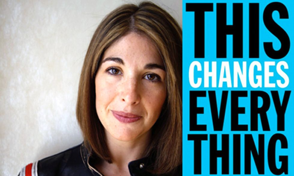 An Open Letter to Naomi Klein