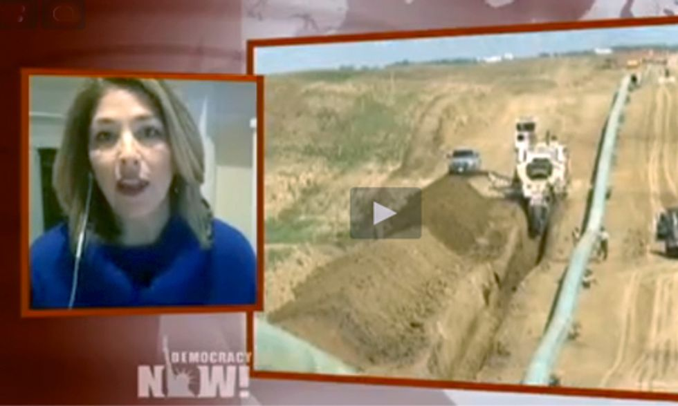 Naomi Klein: Debating Whether Keystone XL Has Climate Impact Is Absurd