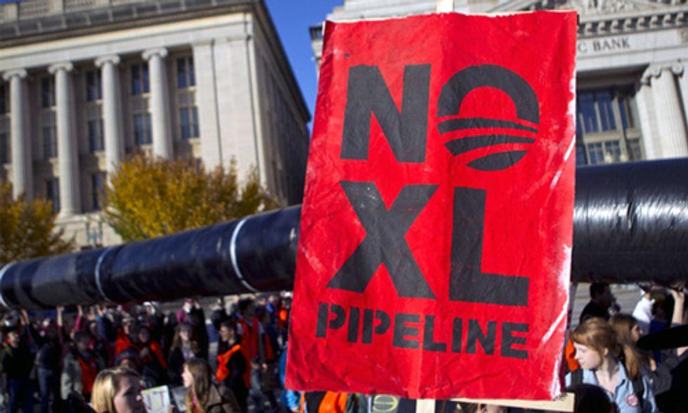 5 Reasons Senate Must Reject the Keystone XL Pipeline