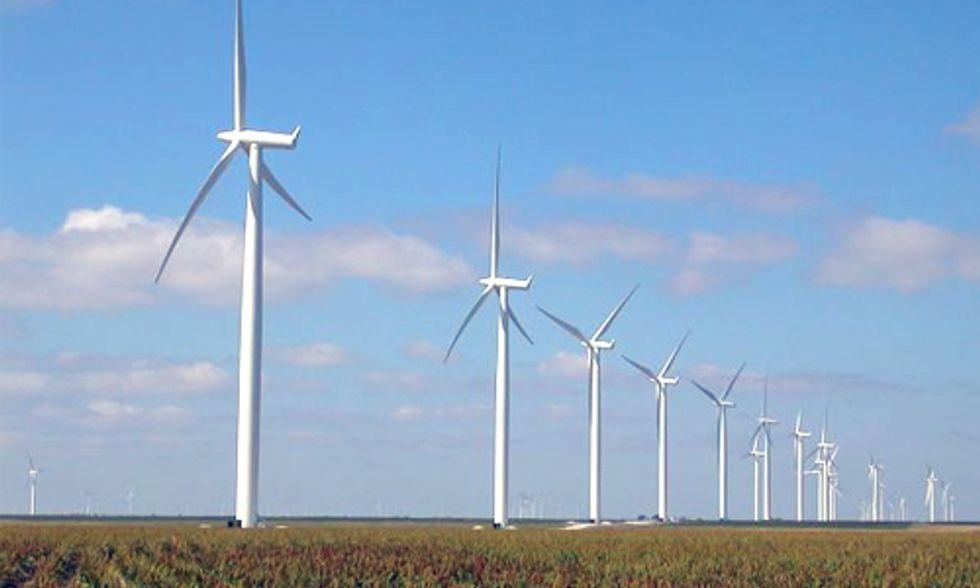 Texas Wind Powers 3.3 Million Homes